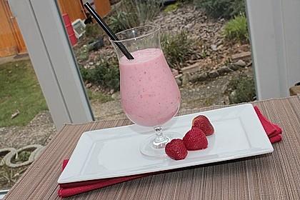 Erdbeer - Smoothie 28
