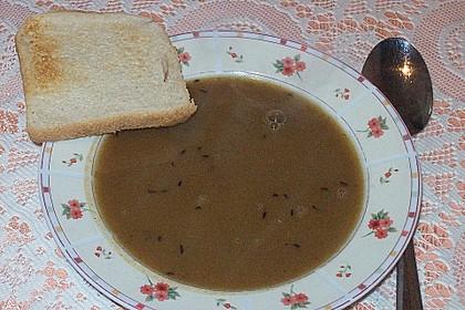 Brennsuppe aus Voralberg 1