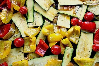 Gegrilltes Gemüse 19