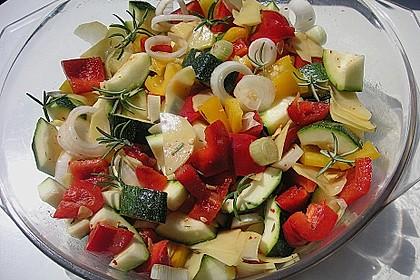 Gegrilltes Gemüse 8