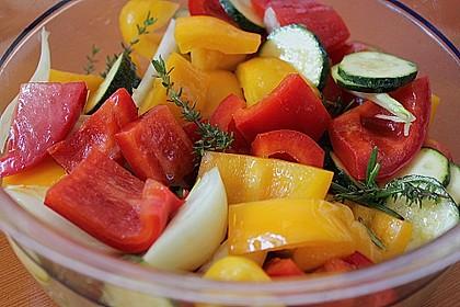 Gegrilltes Gemüse 7