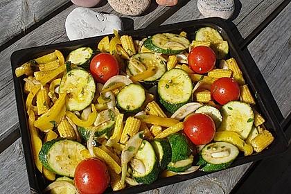 Gegrilltes Gemüse 10