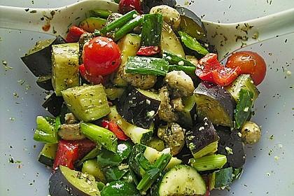 Gegrilltes Gemüse 15