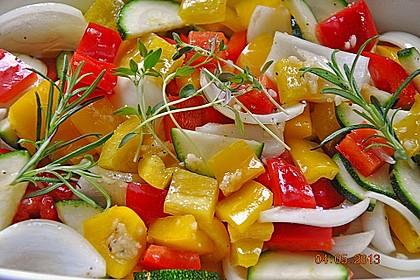 Gegrilltes Gemüse 2