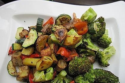 Gegrilltes Gemüse 6