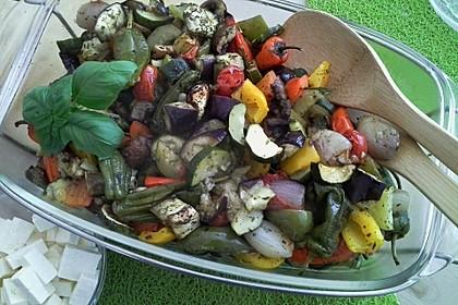 Gegrilltes Gemüse 13