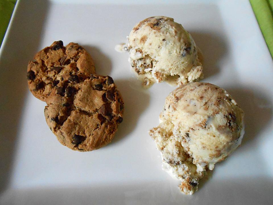 cookie eiscreme rezept mit bild von pumpkin pie. Black Bedroom Furniture Sets. Home Design Ideas