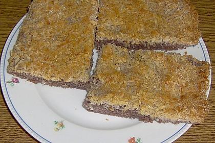 Kokosraspel - Kuchen