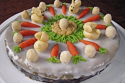 Rübli - Torte