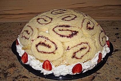Erdbeer - Vanille - Charlotte à la Uschi 3