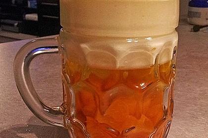 Süßes Bier mit Vanille - Blume 4