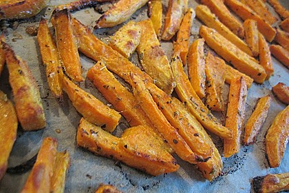 Sweet Potato Chips 0