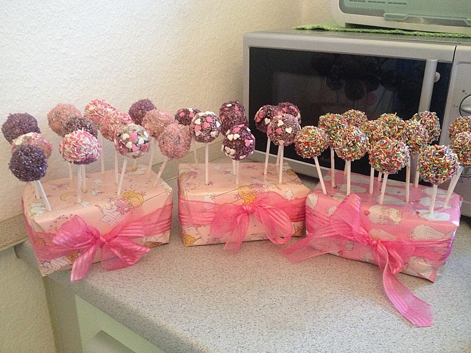 cake pops rezept mit bild von sonjamuc. Black Bedroom Furniture Sets. Home Design Ideas