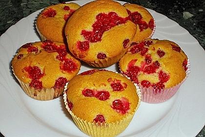 Muffins mit verschiedenem Obst 5