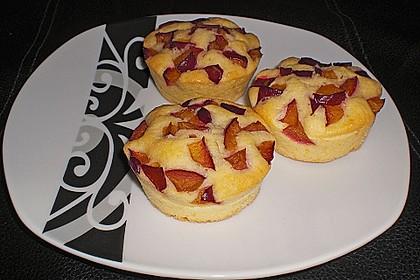 Muffins mit verschiedenem Obst 6