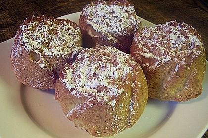 Muffins mit verschiedenem Obst 15