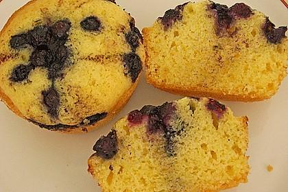 Muffins mit verschiedenem Obst 3
