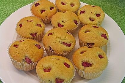 Muffins mit verschiedenem Obst 4