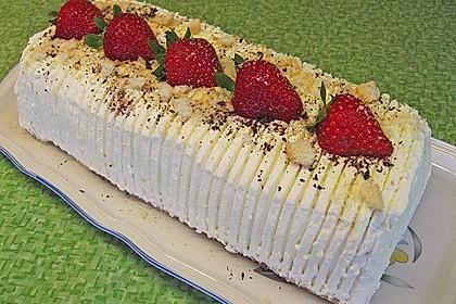 Himbeer - Keks - Kuchen von Sarah