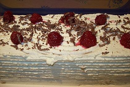 Himbeer - Keks - Kuchen von Sarah 5