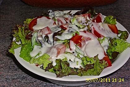 Salatsoße 'die Norddeutsche' 4
