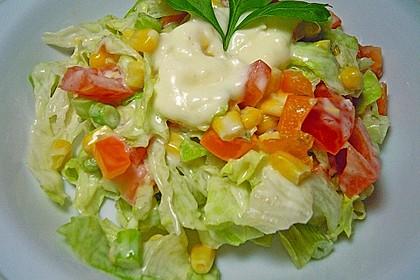 Salatsoße 'die Norddeutsche' 5