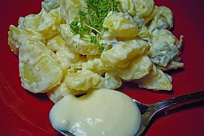 Salatsoße 'die Norddeutsche' 8