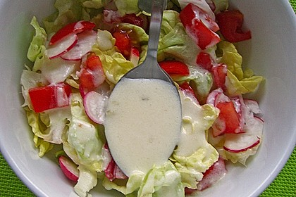 Salatsoße 'die Norddeutsche' 2