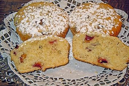 Ribisel - Muffins mit Haferflocken 1