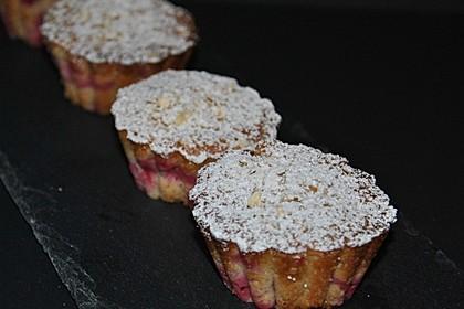 Ribisel - Muffins mit Haferflocken 7