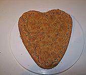 Apfelkuchen mit Streuseln, ohne Ei (Bild)