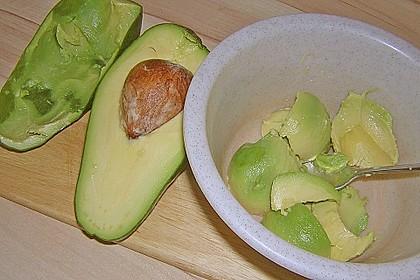 Avocado - Senf - Dip 28