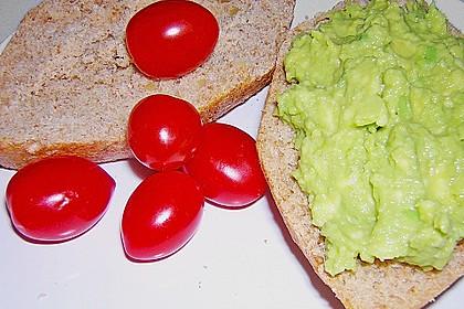 Avocado - Senf - Dip 14
