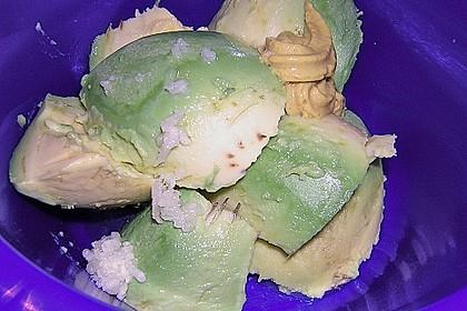 Avocado - Senf - Dip 32