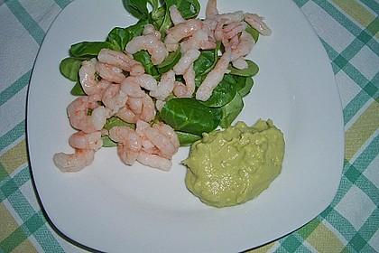 Avocado - Senf - Dip 11