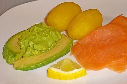 Avocado - Senf - Dip 21