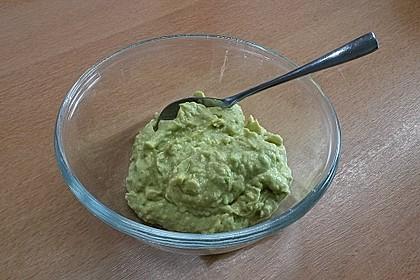 Avocado - Senf - Dip 12