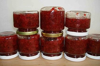Erdbeer - Chili - Chutney 9