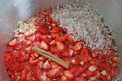 Erdbeer - Chili - Chutney 5