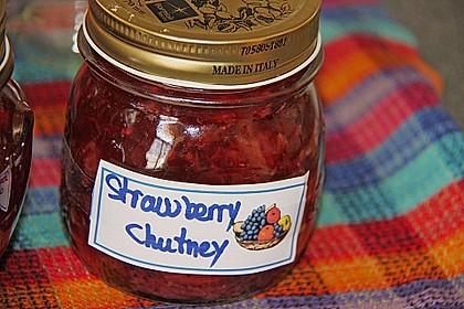 Erdbeer - Chili - Chutney 4
