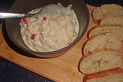 Krautsalat in weißer Sauce à la Olaf