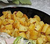 Opas Bratkartoffeln