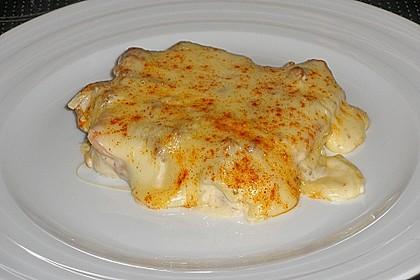 Schinken - Käse - Toast à la Marquise 2