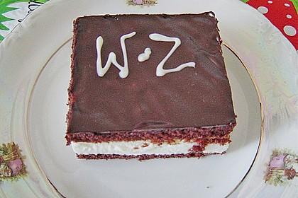 Schokoladen - Schmand - Joghurt - Sahne - Kuchen