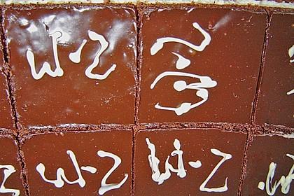 Schokoladen - Schmand - Joghurt - Sahne - Kuchen 2