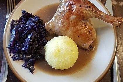 Gebratene Ente, klassisch und knusprig 5