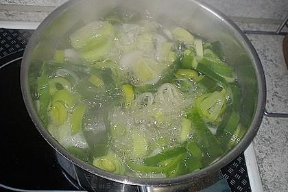 Fischstäbchen auf Kartoffelpüree 10