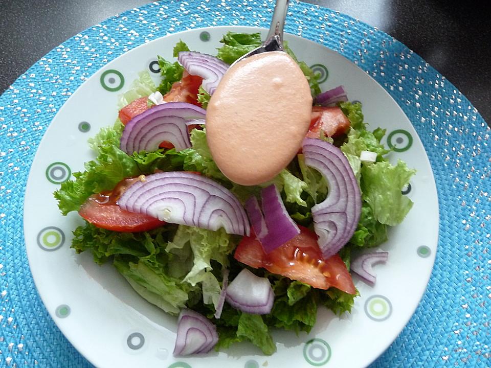 salatdressing mit frischk se und tomatenmark von chrissybam. Black Bedroom Furniture Sets. Home Design Ideas