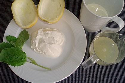 Frozen Joghurt 'Zitrone' 4