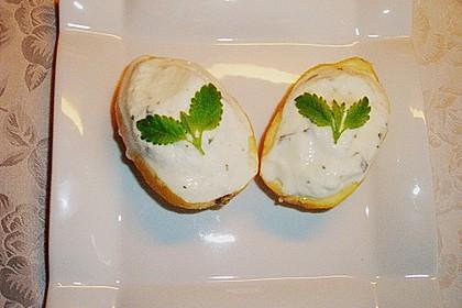 Frozen Joghurt 'Zitrone' 2